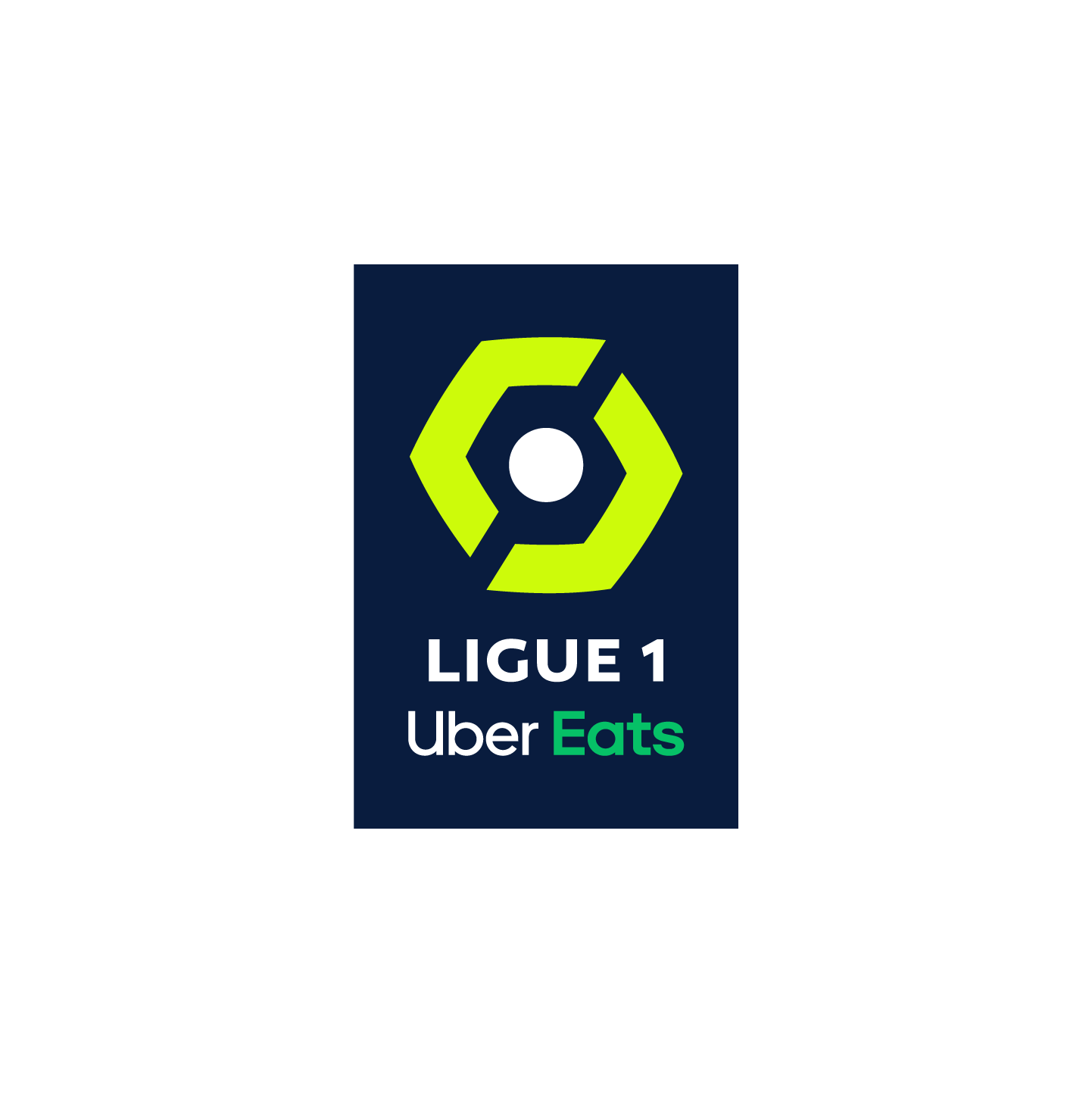 Logo Ligue 1 Uber Eats