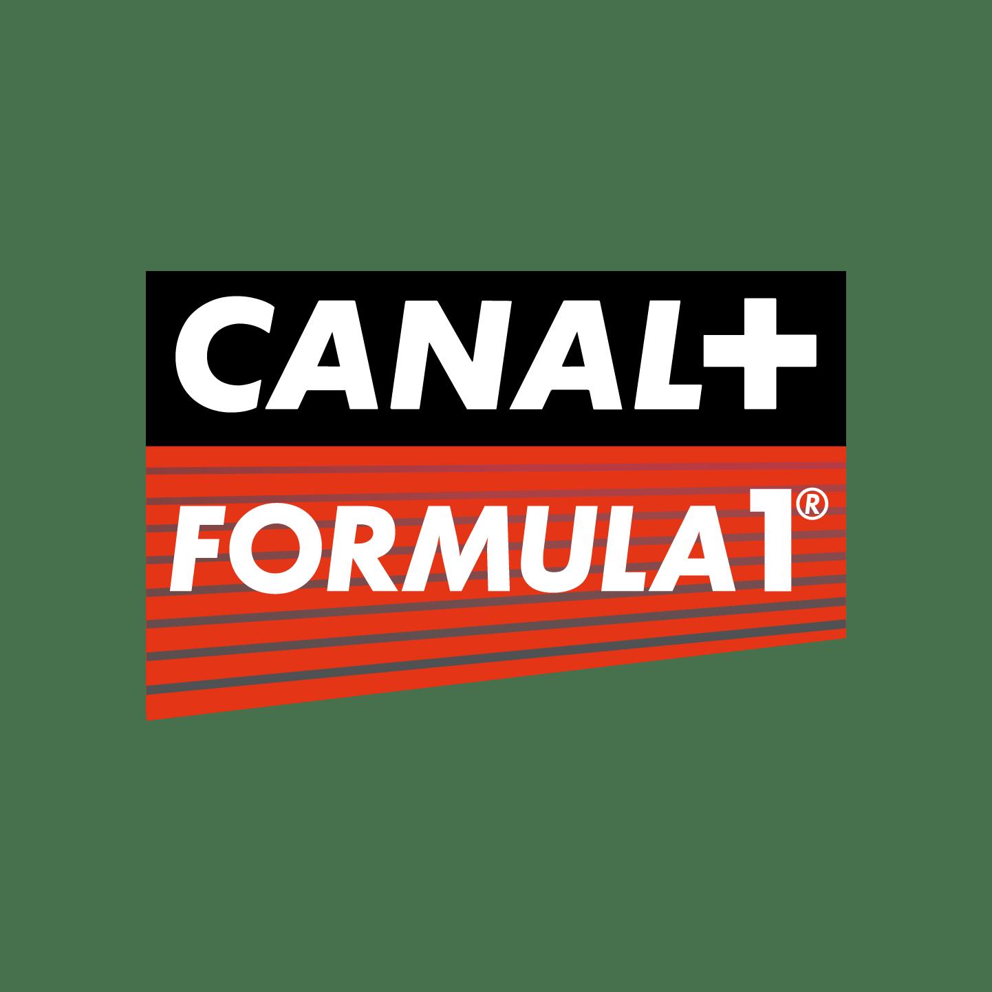 Logo CANAL+ Formula 1