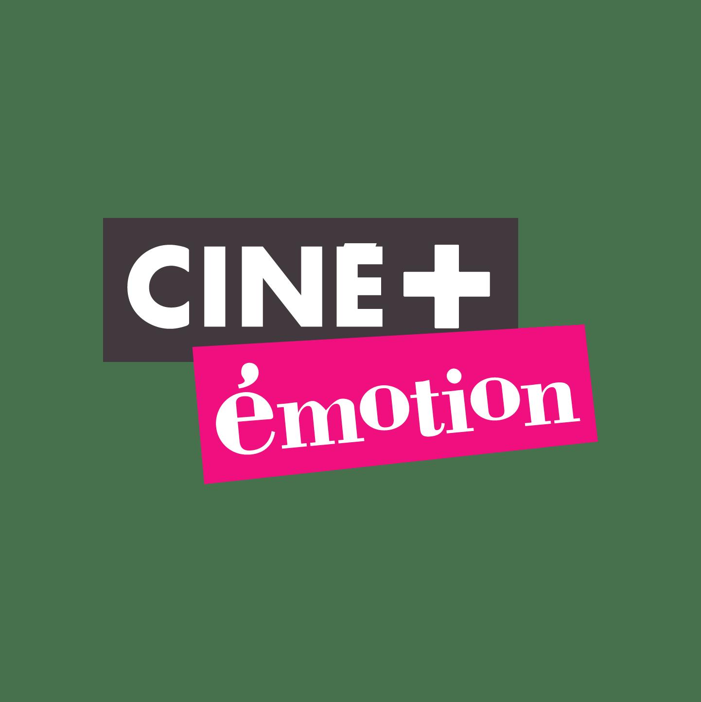 Logo Ciné+ émotion