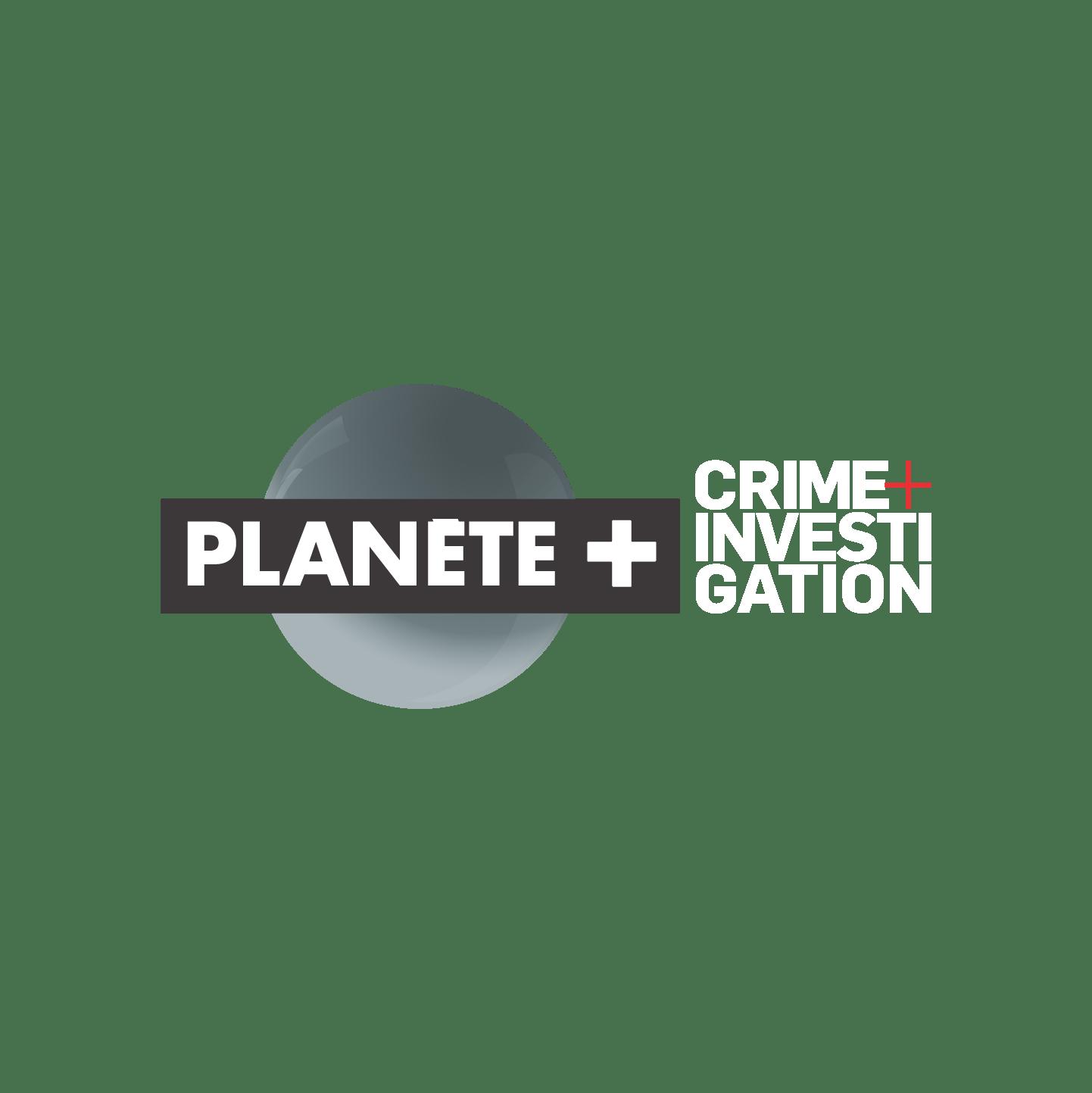 Logo Planète+ Crime et Investigation