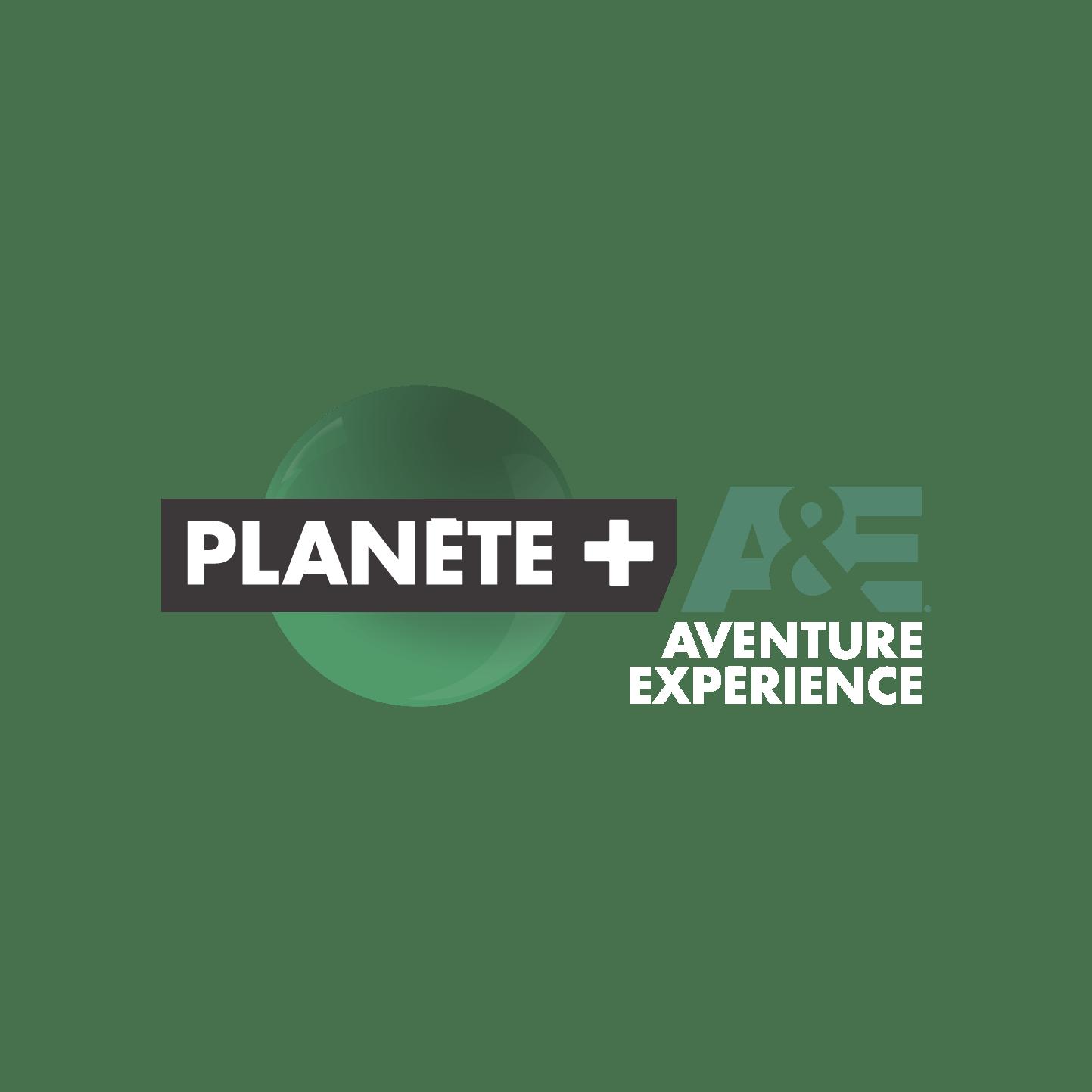 Logo Planète + Aventure et Experience