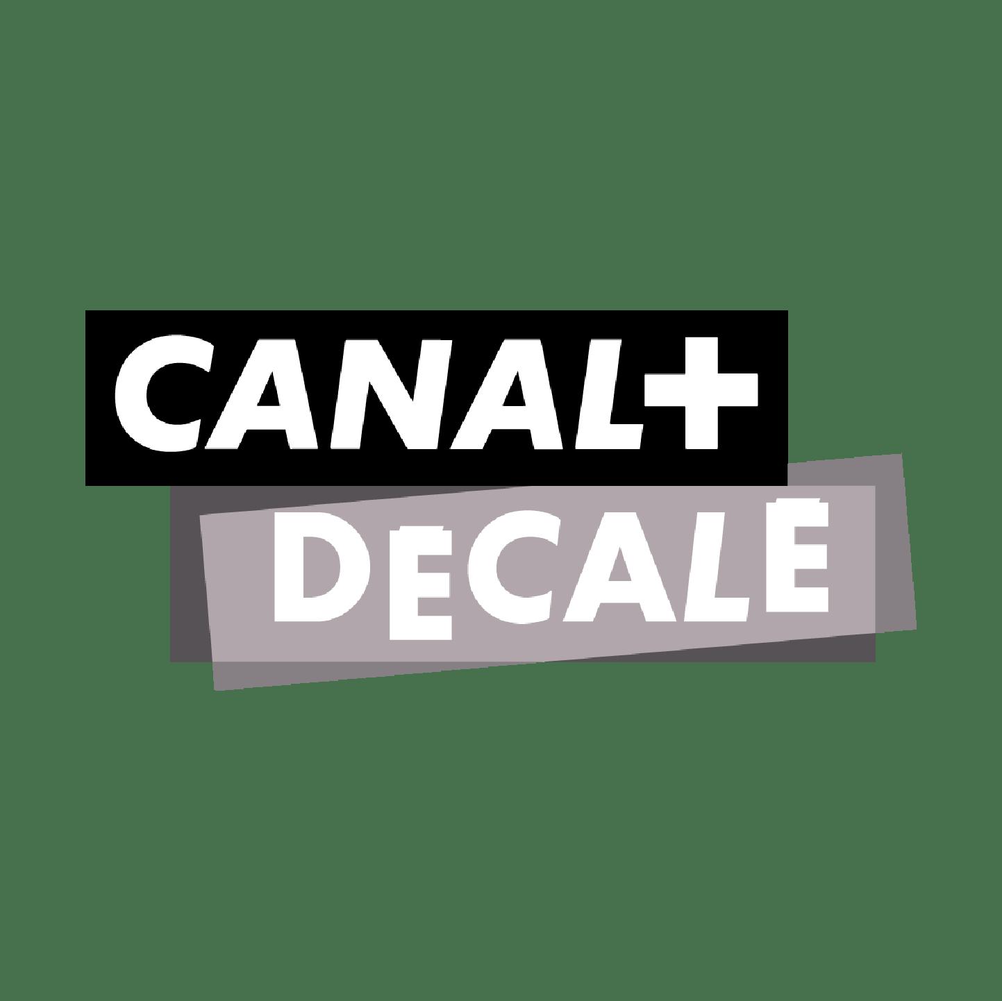 Logo CANAL+ Décalé